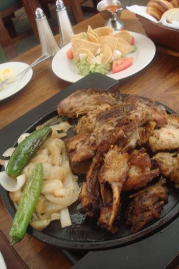 Leitão do restaurante argentino Cambalache