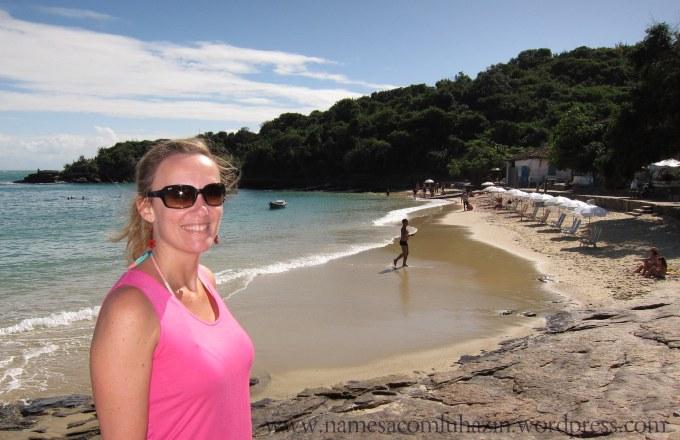 Praia Azedinha, em Búzios-RJ