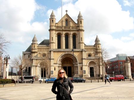 Catedral de Belfast - Irlanda do Norte