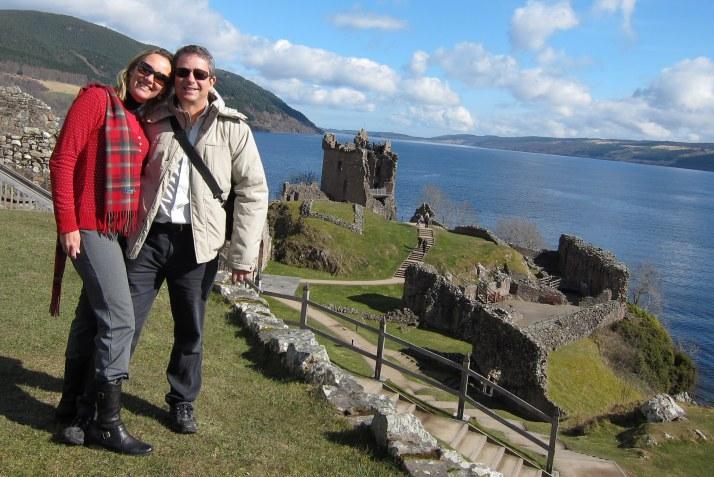 Lago Ness (Castelo Urquhart)