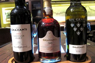 Vinhos do Porto da Graham's