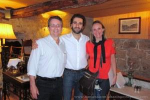 Eu, Cláudio e o Chef Cristóvão