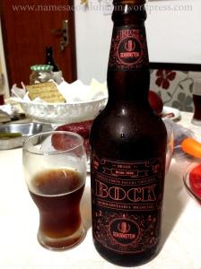Cerveja tipo Bock, da cervejaria em Pomerode