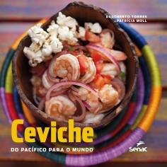 "Livro ""Ceviche - Do Pacífico para o Mundo"""