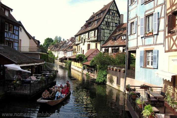 Colmar, no coração da Alsácia