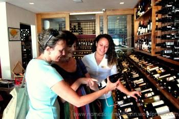 Zahil, lojas de vinho na Asa Sul
