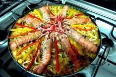 Paella Marinera
