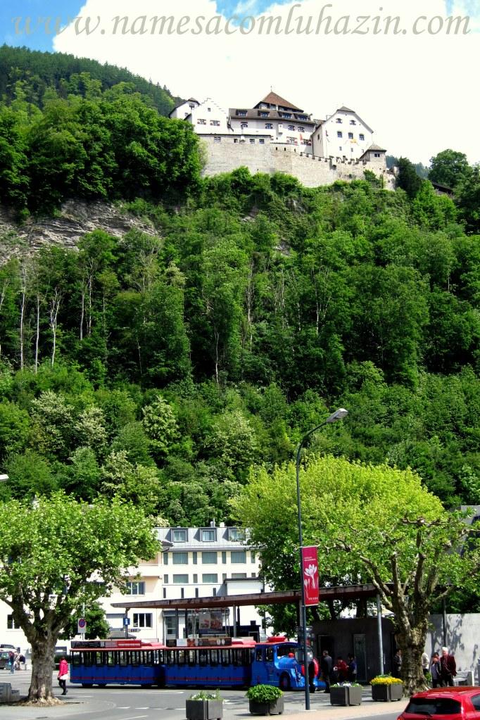 Castelo de Liechtenstein