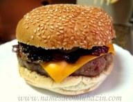Hambúrguer de costela bovina