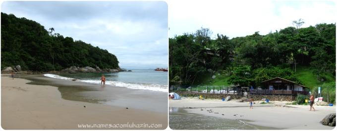 Praia do Estaleiro - Porto Belo, SC