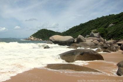 Praia da Tainha, Bombinhas - SC