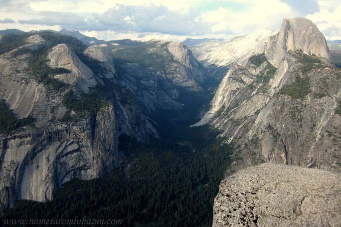 Glacier Point - Yosemite Park