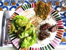 Cordeiro do Restaurante Zatar em Berkeley