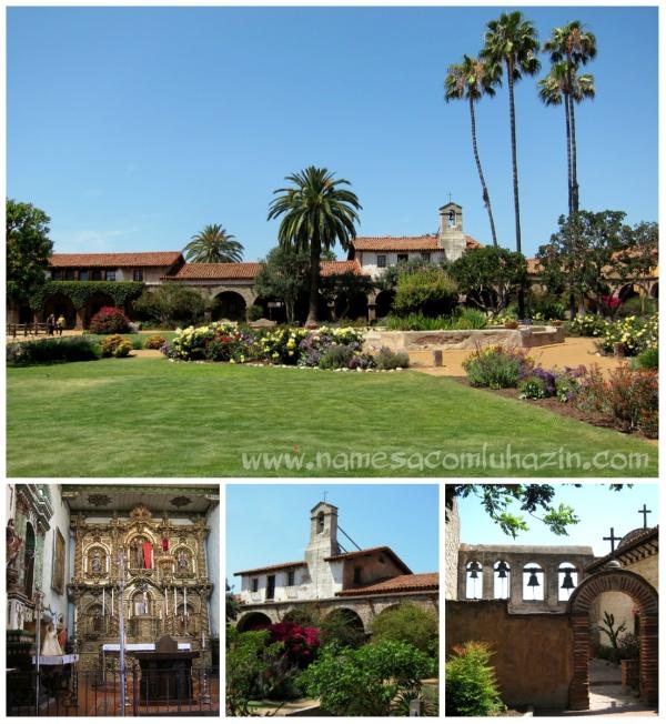 Mission San Juan Capistrano, Califórnia
