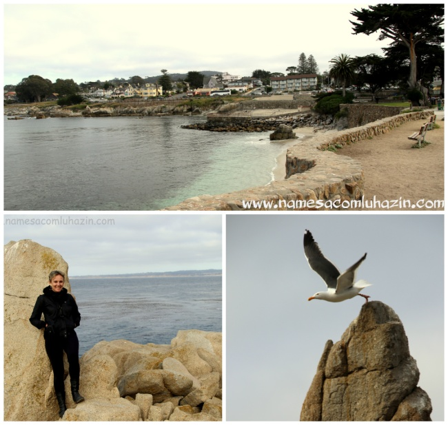 Lover's Point, em Monterey