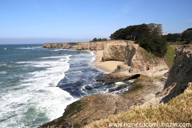 Em algum lugar da Highway 1, entre São Francisco e Monterey