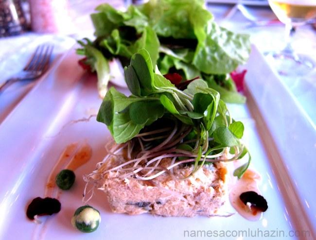 Tapenade de salmão