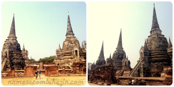 Royal Palace em Ayutthaya