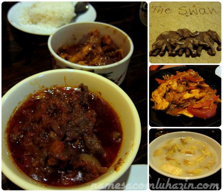 Restaurante Birmanês em Chiang Mai, simples, bom e barato!