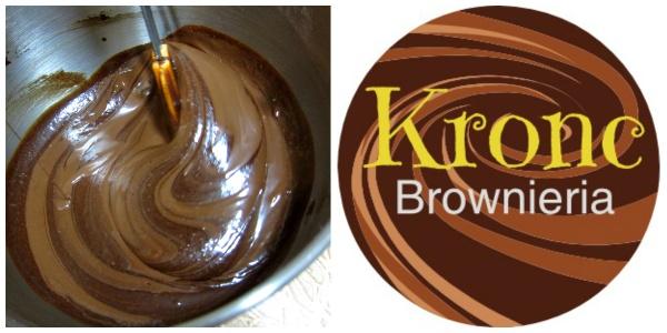 Logomarca da Kronc Brownieria