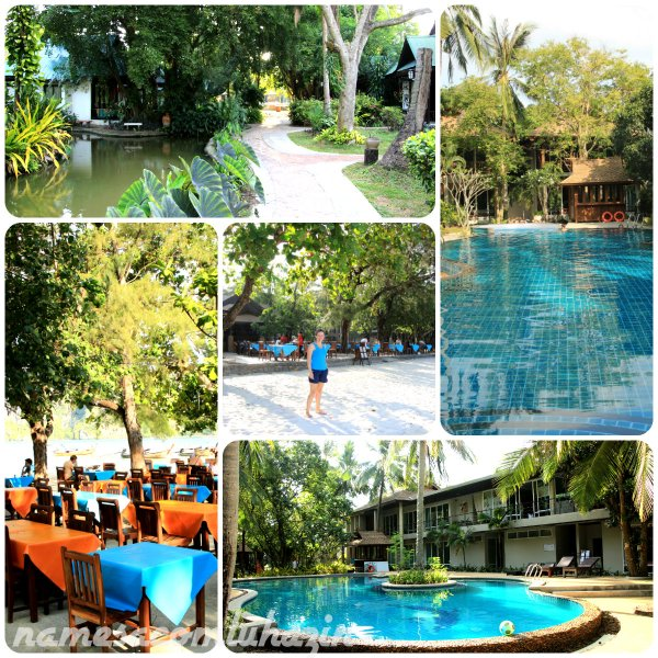 Sand Sea Resort, beira-mar de Railay Beach
