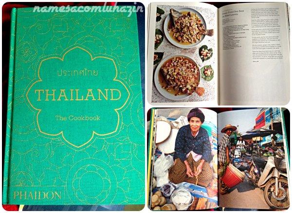 """""""Bíblia"""" da cozinha tailandesa"""