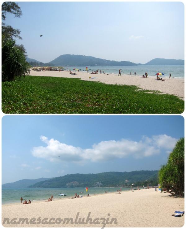 Patong Beach, em Phuket