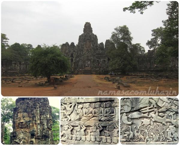 Bayon - Templo do século XII