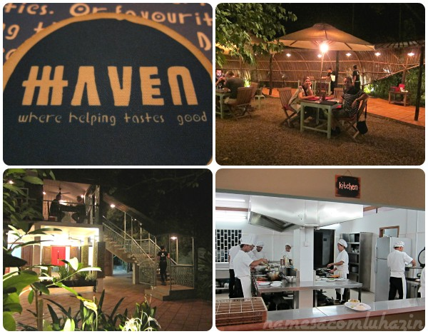 Haven Restaurant, em Siem Reap