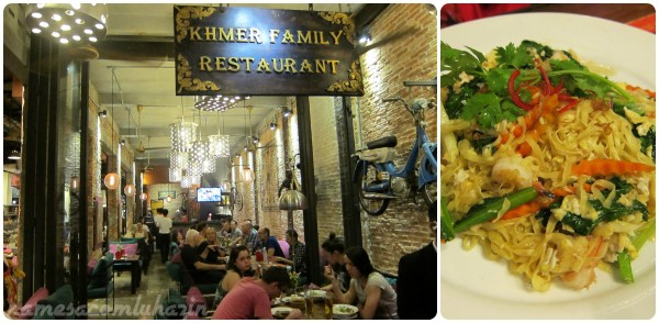 Pad Thai no Khmer Family